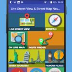 Download Live Street View & Street Map Navigation 2.2 APK Unbegrenztes Geld
