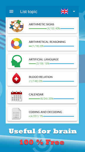 Logical Reasoning 2.0.5 screenshots 7