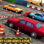 Download Luxury Car Parking Mania :Car Driving Simulator 🚗 1.0 APK Unlimited Cash