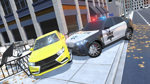 Luxury Police Car 1.5 screenshots 1