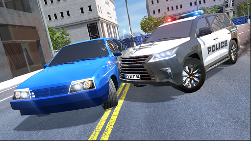 Luxury Police Car 1.5 screenshots 12