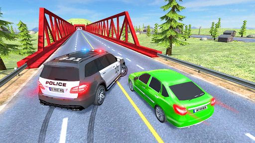 Luxury Police Car 1.5 screenshots 6