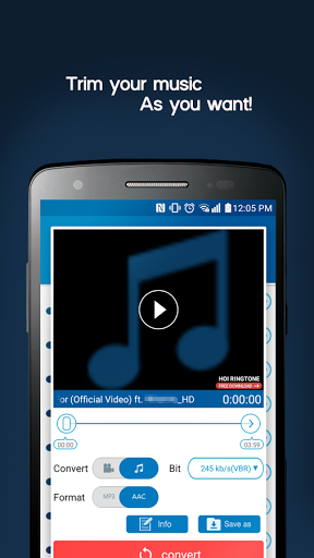 MP3 Video Converter 2.2.10 screenshots 3