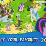 Download Full MY LITTLE PONY: Magic Princess APK Unbegrenztes Geld