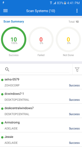ManageEngine Desktop Central screenshots 5