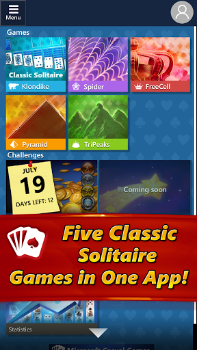 Microsoft Solitaire Collection 1.7.11231.0 screenshots 2