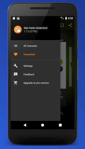 Mijn Radio Nederland – Supports Chromecast. 2.1.0 screenshots 4
