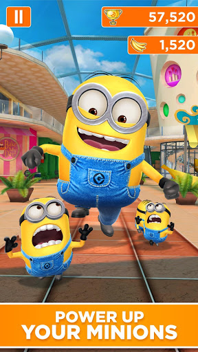 Minion Rush Despicable Me Official Game screenshots 10