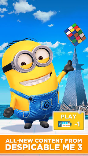 Minion Rush Despicable Me Official Game screenshots 13