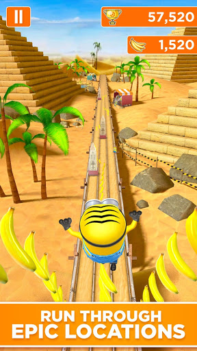 Minion Rush Despicable Me Official Game screenshots 14