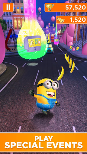 Minion Rush Despicable Me Official Game screenshots 17