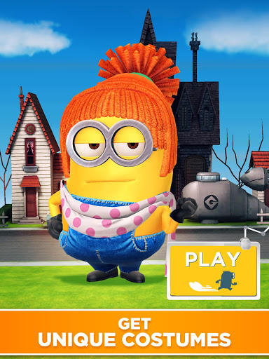 Minion Rush Despicable Me Official Game screenshots 3