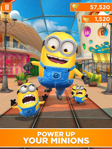 Minion Rush Despicable Me Official Game screenshots 4