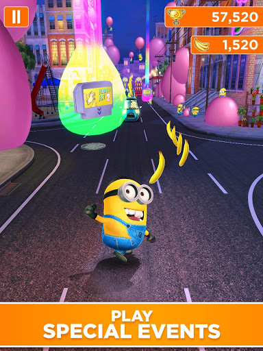Minion Rush Despicable Me Official Game screenshots 5