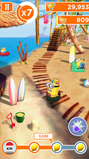 Minion Rush Despicable Me Official Game screenshots 6