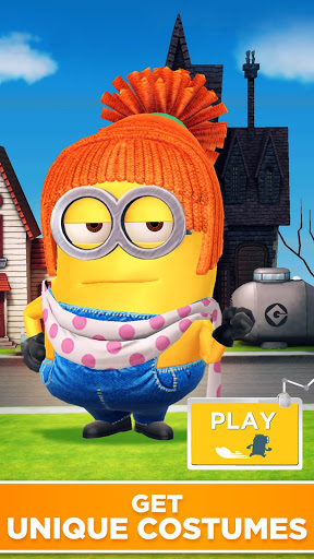 Minion Rush Despicable Me Official Game screenshots 9