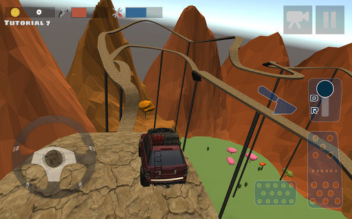 Mountain 4×4 Climb 3.20 screenshots 4