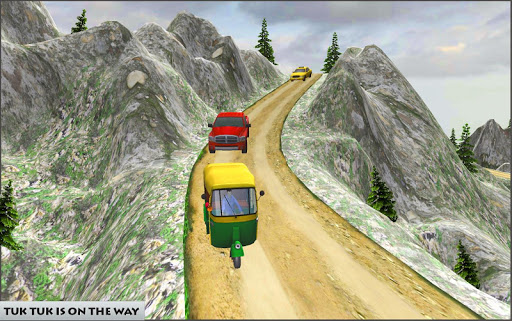 Mountain Auto Tuk Tuk Rickshaw – free games 1.0 screenshots 15