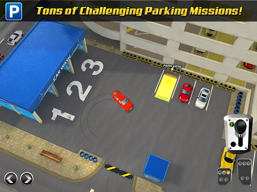 Multi Level 3 Car Parking Game screenshots 10