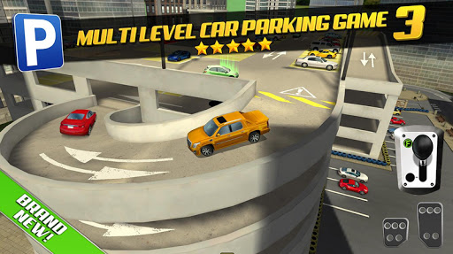 Multi Level 3 Car Parking Game screenshots 11