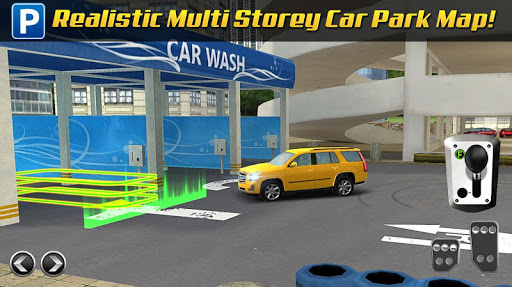 Multi Level 3 Car Parking Game screenshots 13
