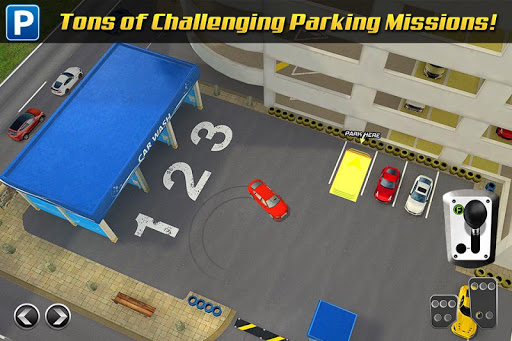 Multi Level 3 Car Parking Game screenshots 5