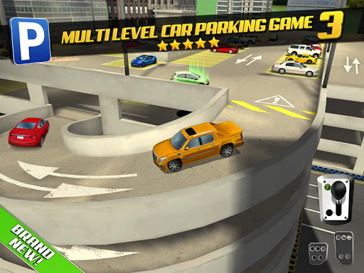 Multi Level 3 Car Parking Game screenshots 6