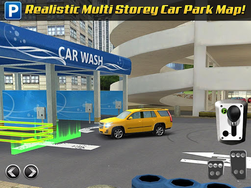 Multi Level 3 Car Parking Game screenshots 8