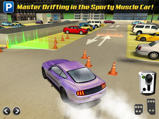 Multi Level 3 Car Parking Game screenshots 9