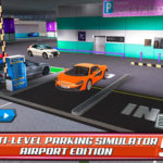 Free Download Multi Level Parking 5: Airport APK Unbegrenzt Gems