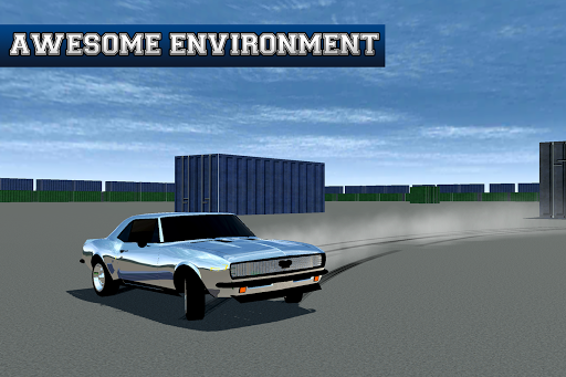 Muscle Car Drift Simulator 3D 1.5 screenshots 3