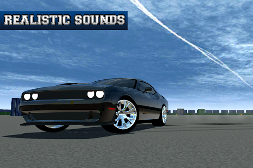 Muscle Car Drift Simulator 3D 1.5 screenshots 6