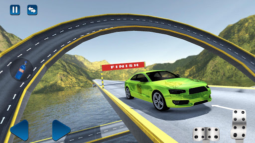 Muscle Car – Impossible Tracks Driving Challenge 1.0.2 screenshots 3