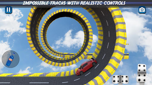 Muscle Car – Impossible Tracks Driving Challenge 1.0.2 screenshots 9