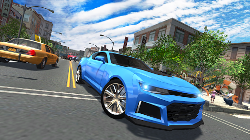 Muscle Car ZL 1.7 screenshots 2
