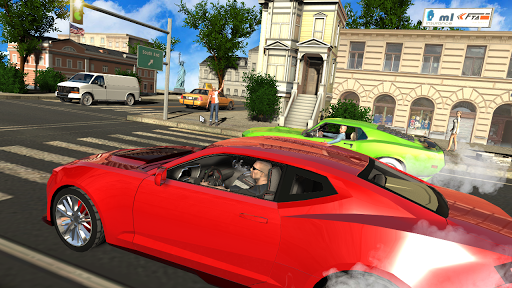 Muscle Car ZL 1.7 screenshots 4