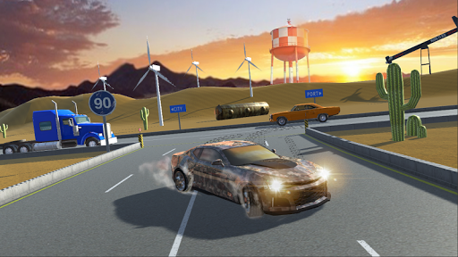 Muscle Car ZL 1.7 screenshots 6