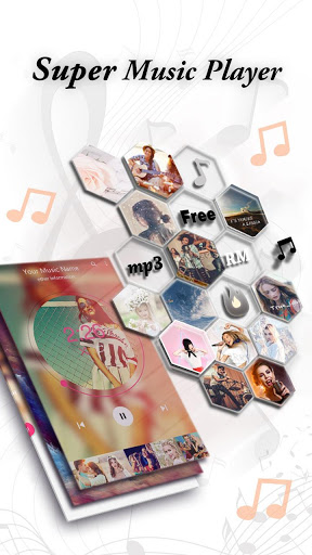 Music Player 1.0.7 screenshots 1