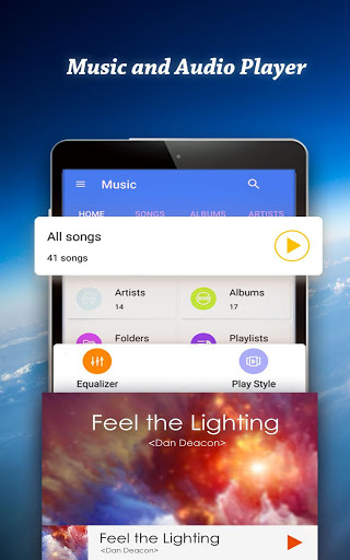 Music Player 1.0.7 screenshots 15