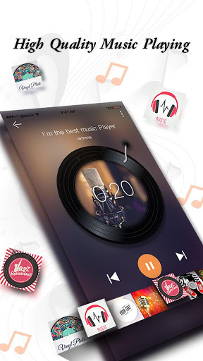 Music Player 1.0.7 screenshots 2
