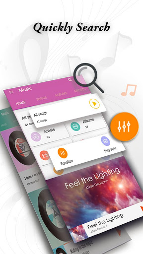 Music Player 1.0.7 screenshots 6