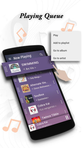Music Player 1.0.7 screenshots 8