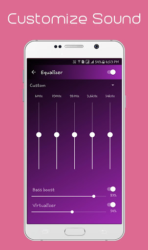 Music Player 1.2.7 screenshots 6