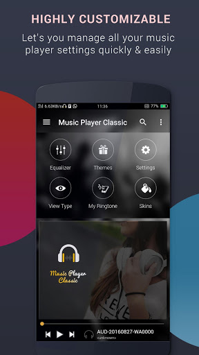 Music Player 1.7 screenshots 4