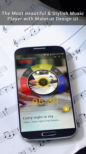Music Player 1.7 screenshots 8