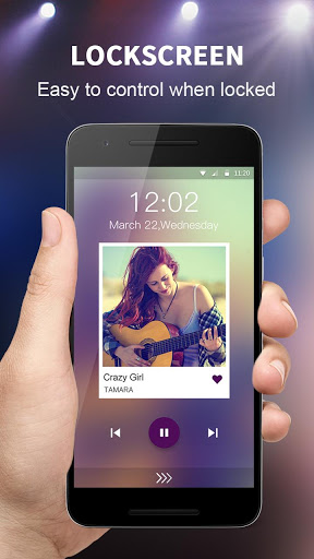 Music Player – Colorful Themes amp Equalizer 1.8.0 screenshots 4