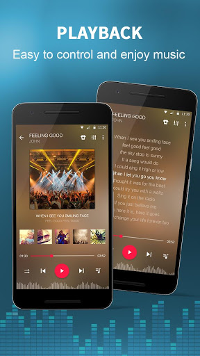 Music Player – Colorful Themes amp Equalizer 1.8.0 screenshots 5