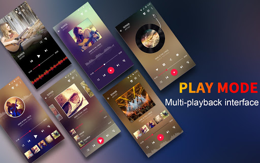 Music Player – Colorful Themes amp Equalizer 1.8.0 screenshots 7