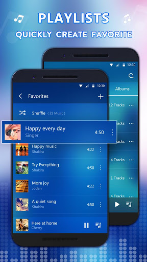 Music Player – Themes amp Equalizer 1.4.8 screenshots 2