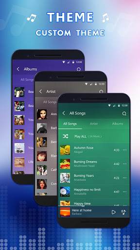 Music Player – Themes amp Equalizer 1.4.8 screenshots 5